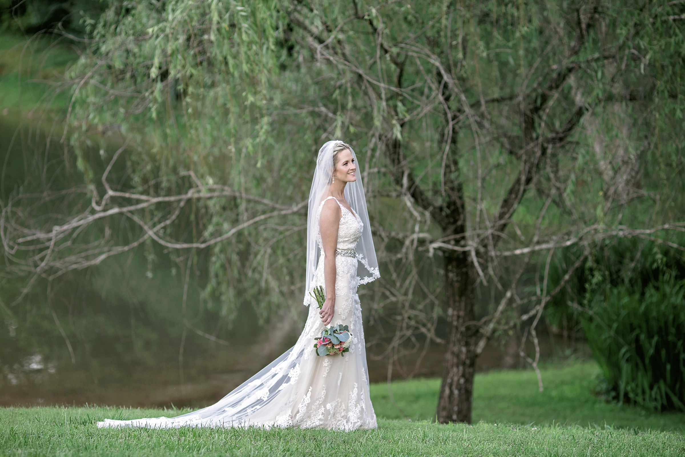 Bridal Shoot at Holly Hill