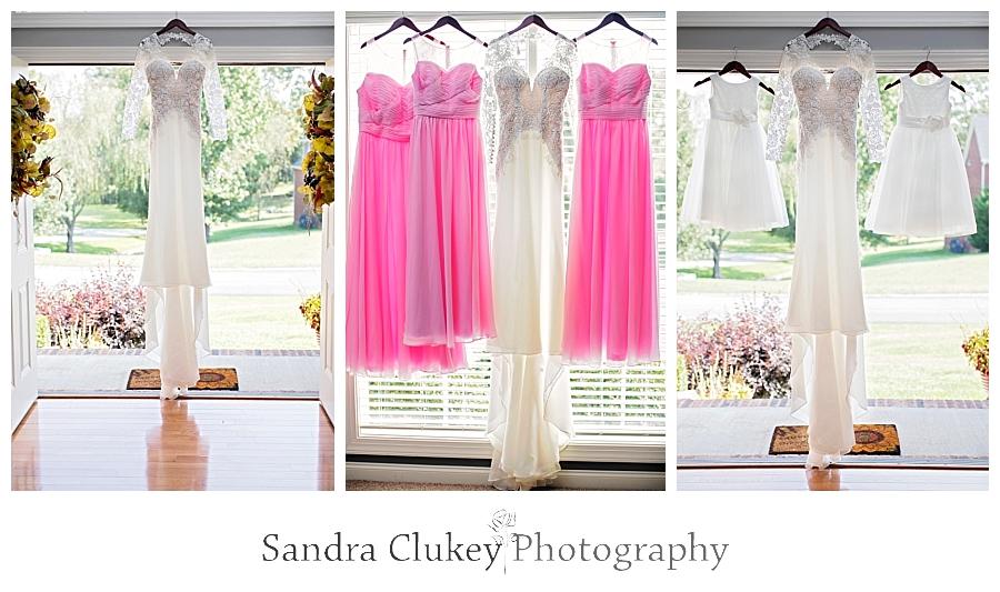 Beautiful Wedding Dress from David's Bridal
