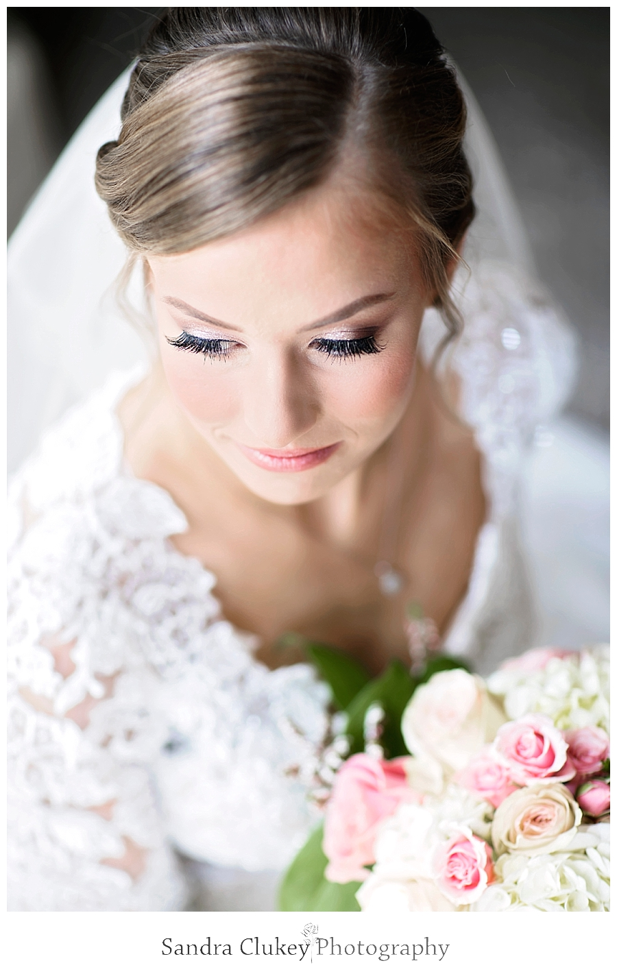 Beautiful bridal portrait. Cleveland TN