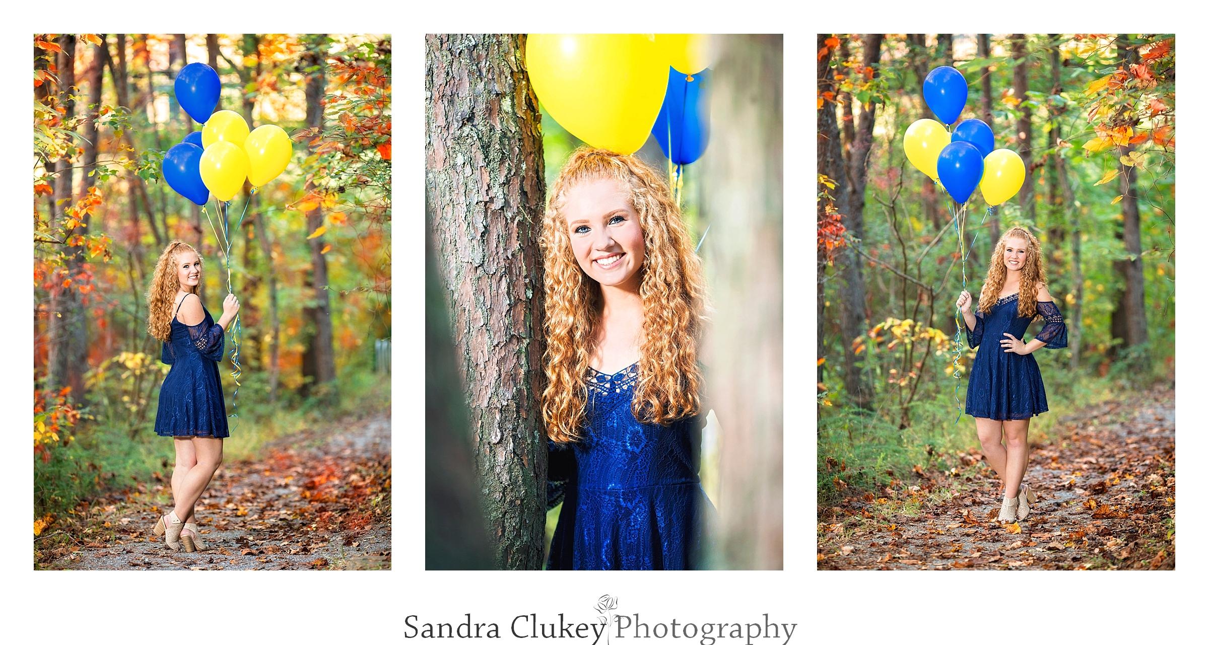 Sensational senior photos
