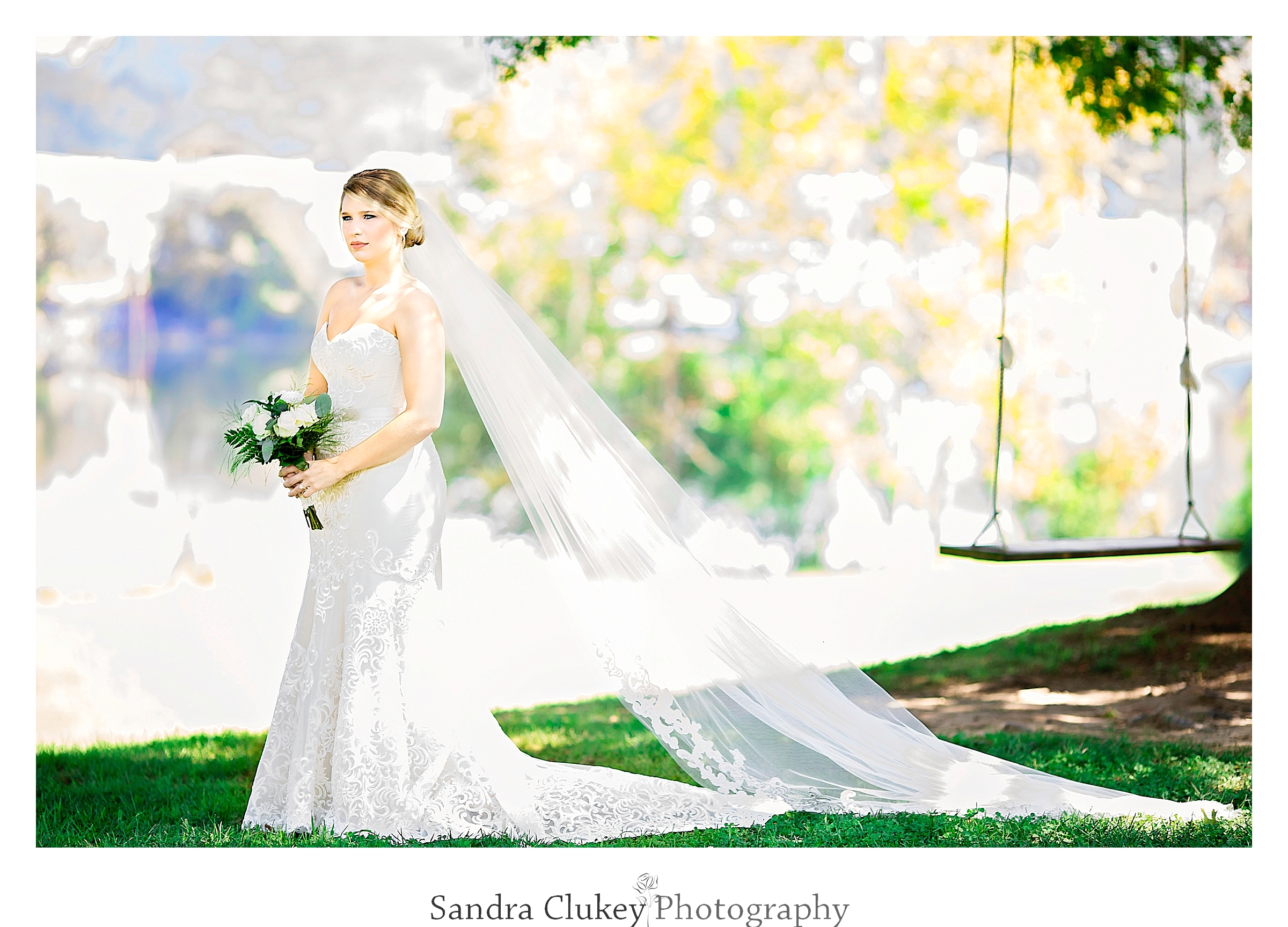 Stunning Bride at Tennessee RIverPlace