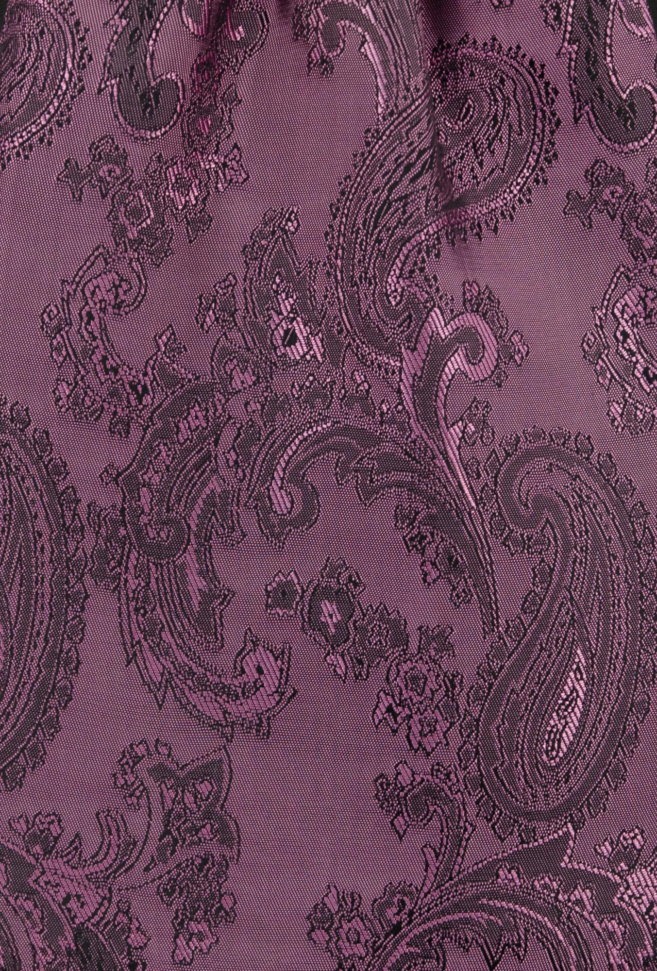 Pink/Lilac Paisley (34)