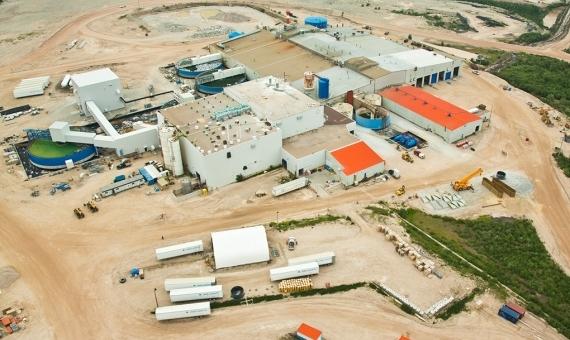Rabbit Lake uranium facility
