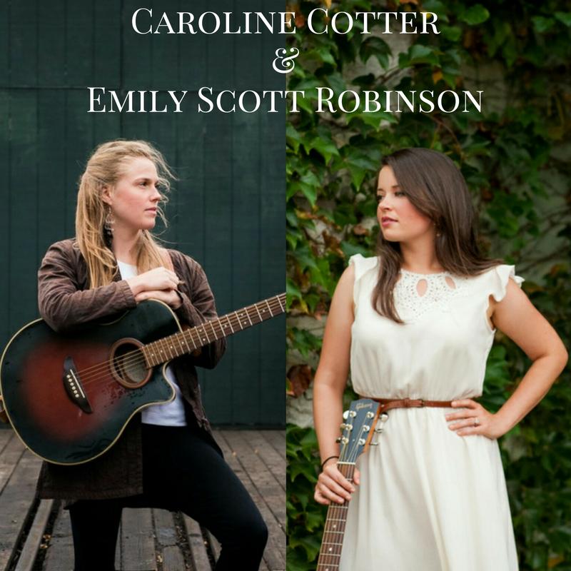 ESR and Caroline Cotter