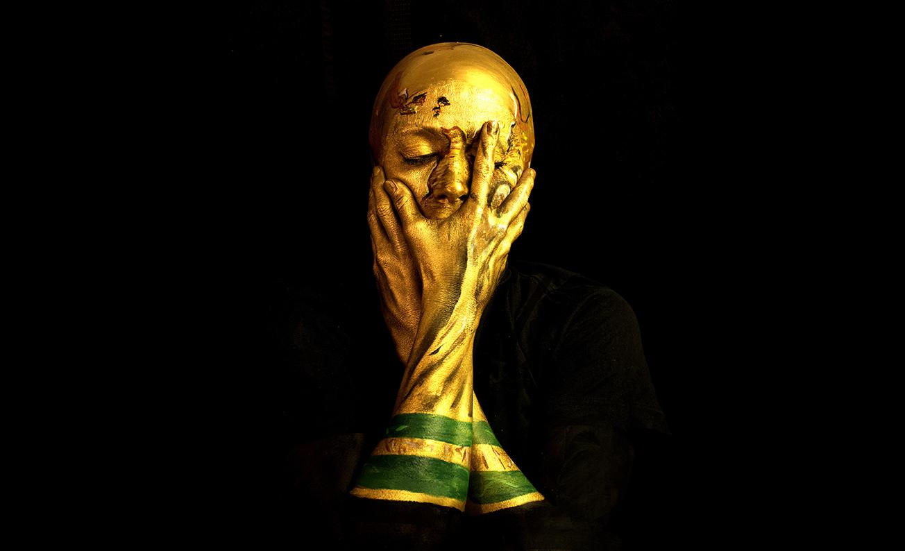 World Cup Selfie — EMMA ALLEN