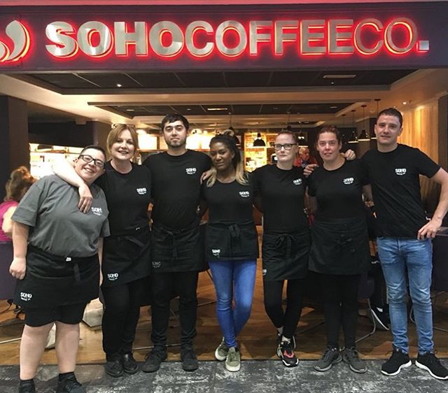 We're very sad to say that today is our final day at Wilmslow Total Fitness. It's been a wonderful 5 years, and we want to thank everyone for your loyalty, you really are part of the SOHO family. We wish all the best & all the happiness to the amazing team! We will miss you Wilmslow💛✨