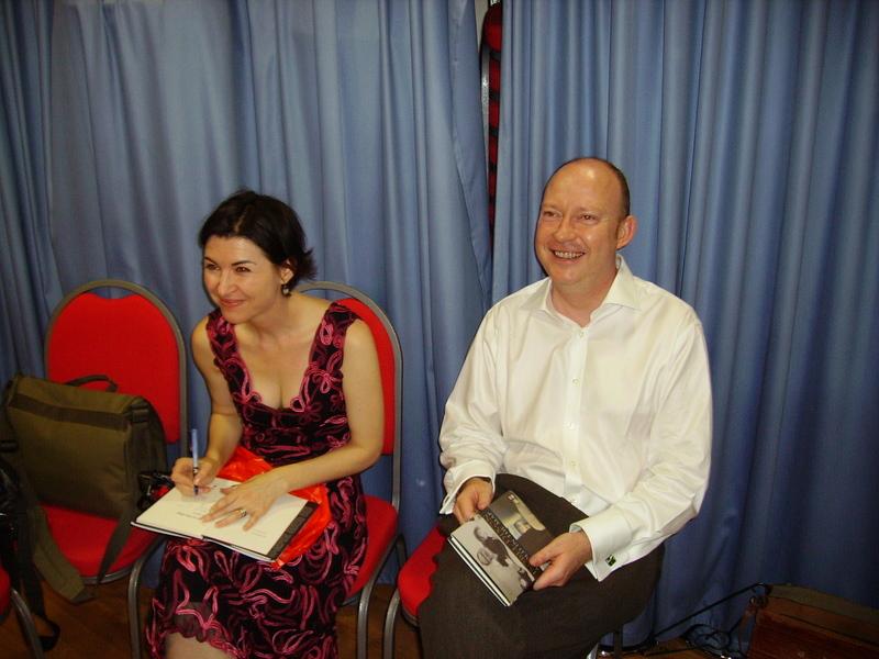Isobel and Simon Barraclough