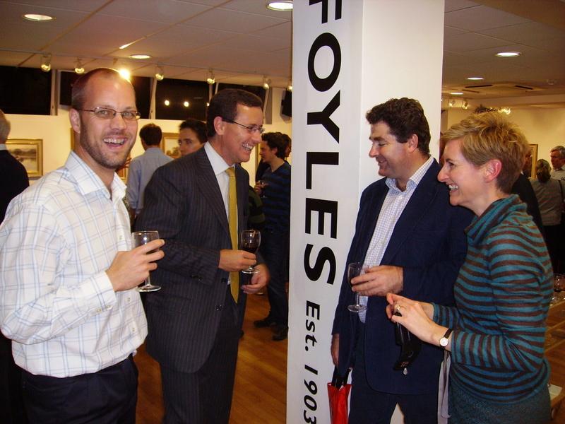 Shaun, Andre, David and Caro
