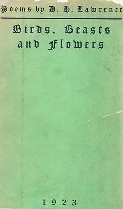 BirdsBeastsAndFlowers DH Lawrence Book.jpg
