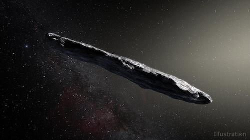 NASA JPL artist's illustration