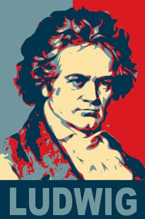 Beethoven for Prez