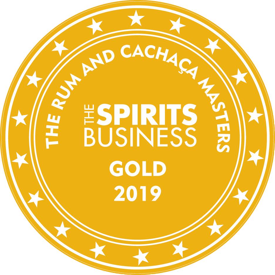 Jamaica 2005 : The Spirits Business Rum and Cachaca Masters 2019, Gold, UK