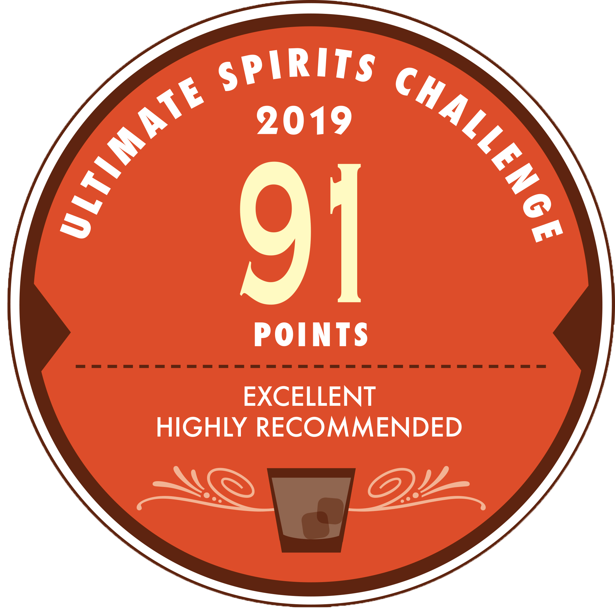Jamaica 2005 : Ultimate Spirits Challenge 2019, 93 points Excellent Highly Recommended, US