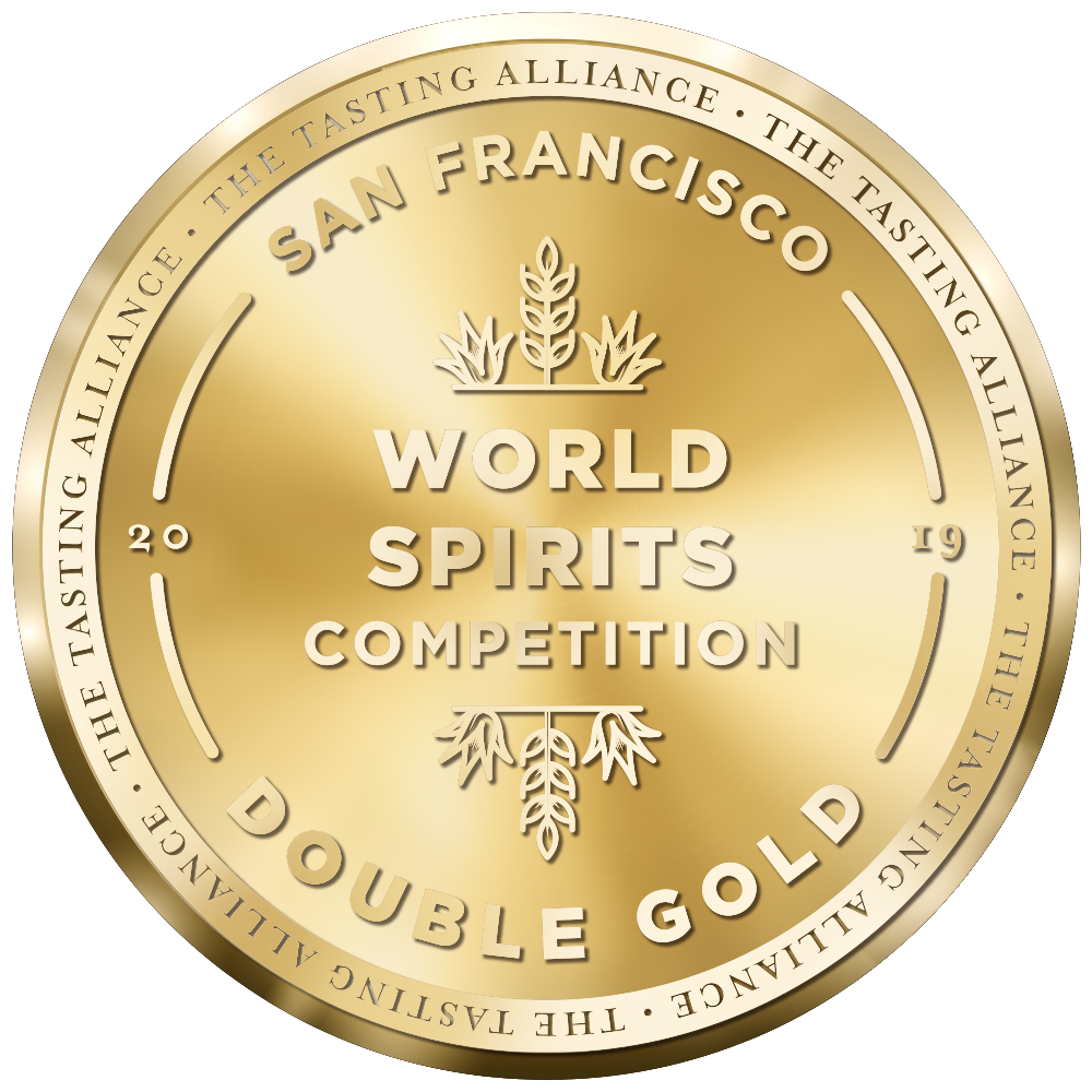 Fiji 2009 : San Francisco World Spirits Competition 2019, Double Gold Medal, US