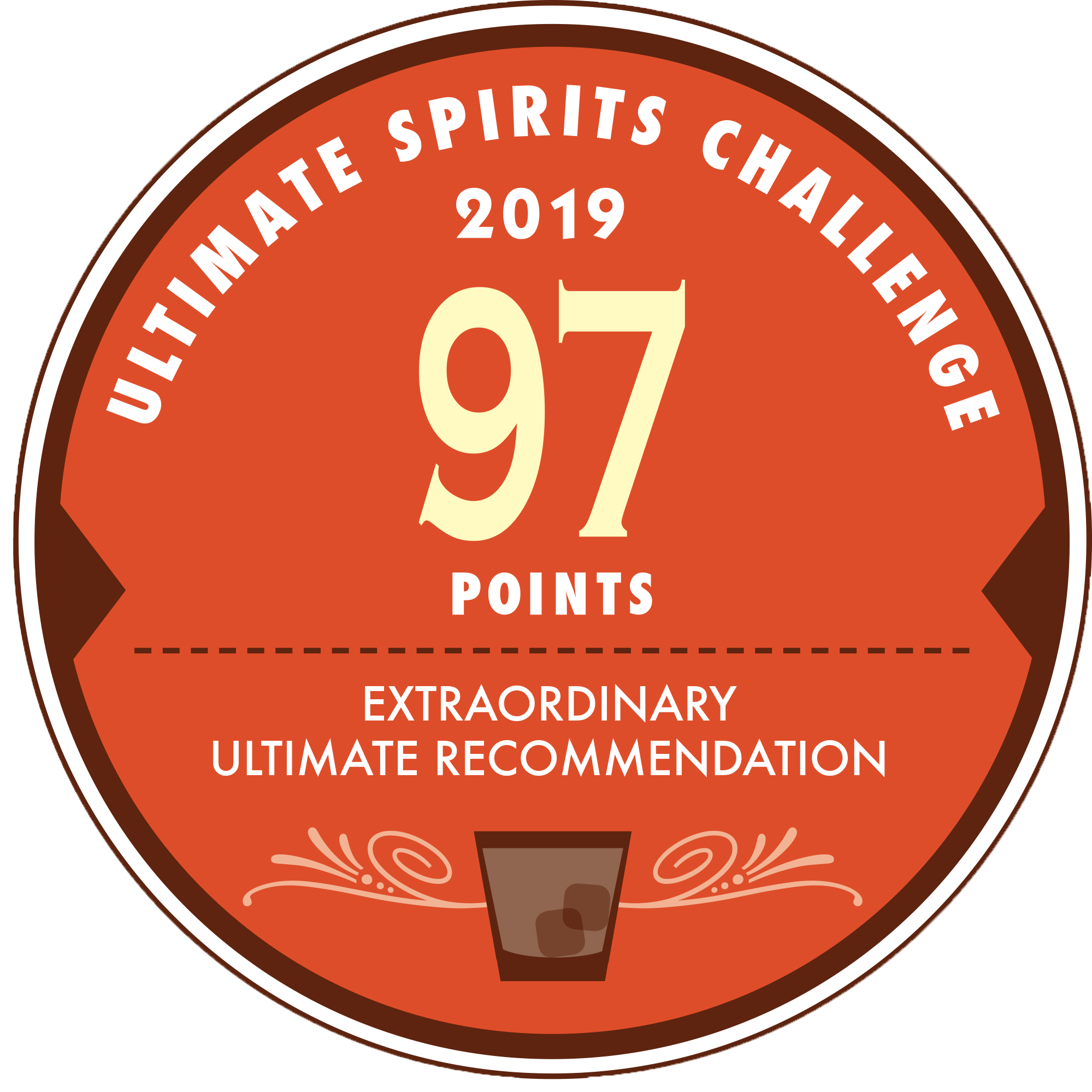 Xaymaca : Ultimate Spirits Challenge 2019, 97 Points Extraordinary Ultimate Recommendation, US