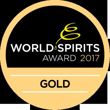 XO 20th Anniversary : World Spirits Award 2017, Gold Medal, Austria