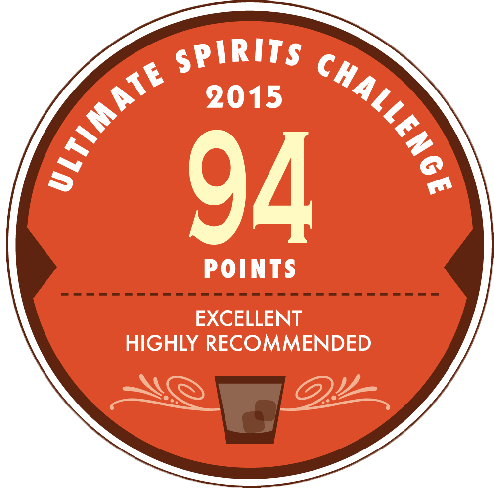 Barbados 5 Years : Ultimate Spirits Challenge 2015, 94 Points Excellent Highly Recommended, US