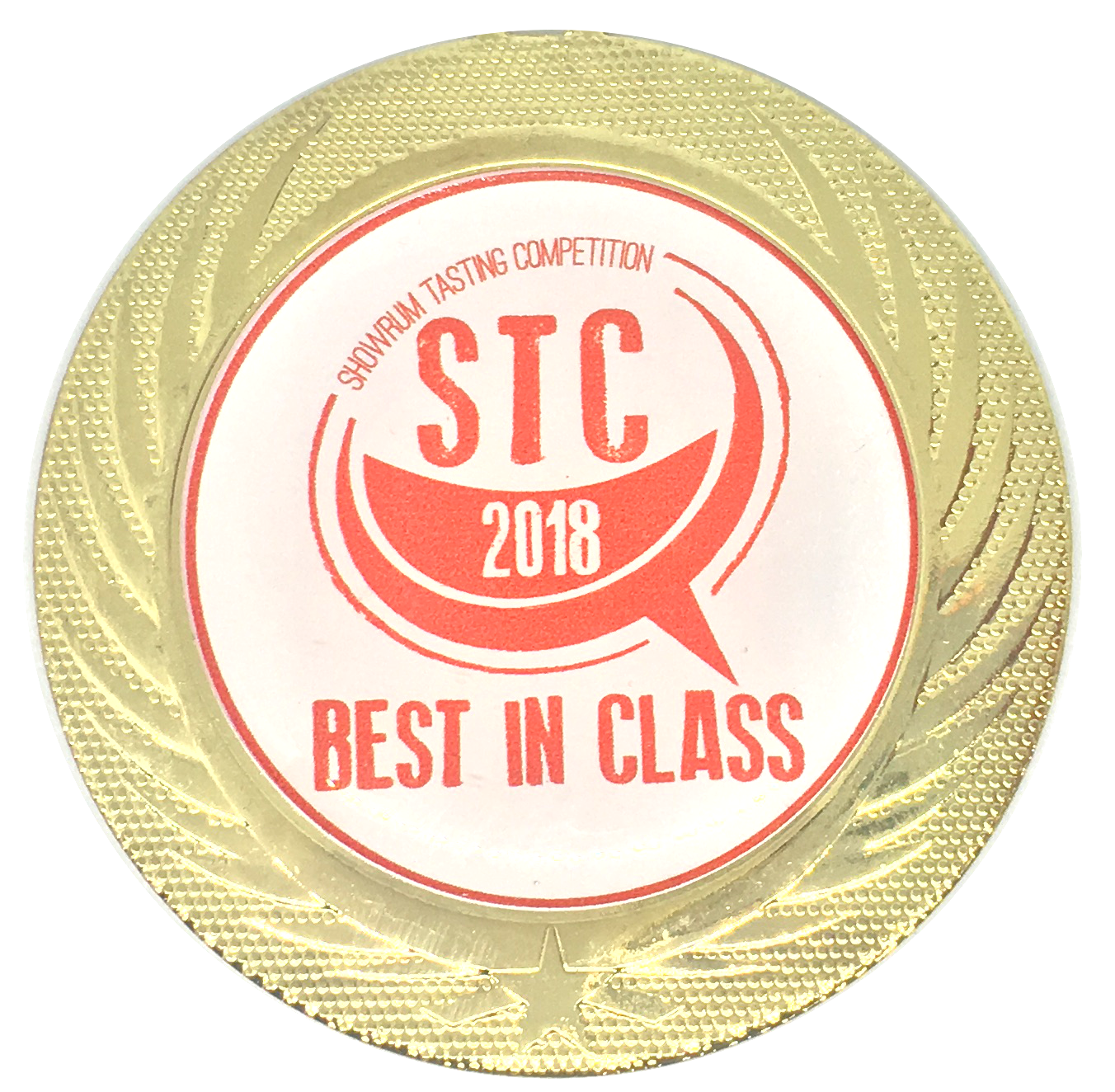 3 Stars : Showrum Tasting Competition 2018, Best in Class, Italy