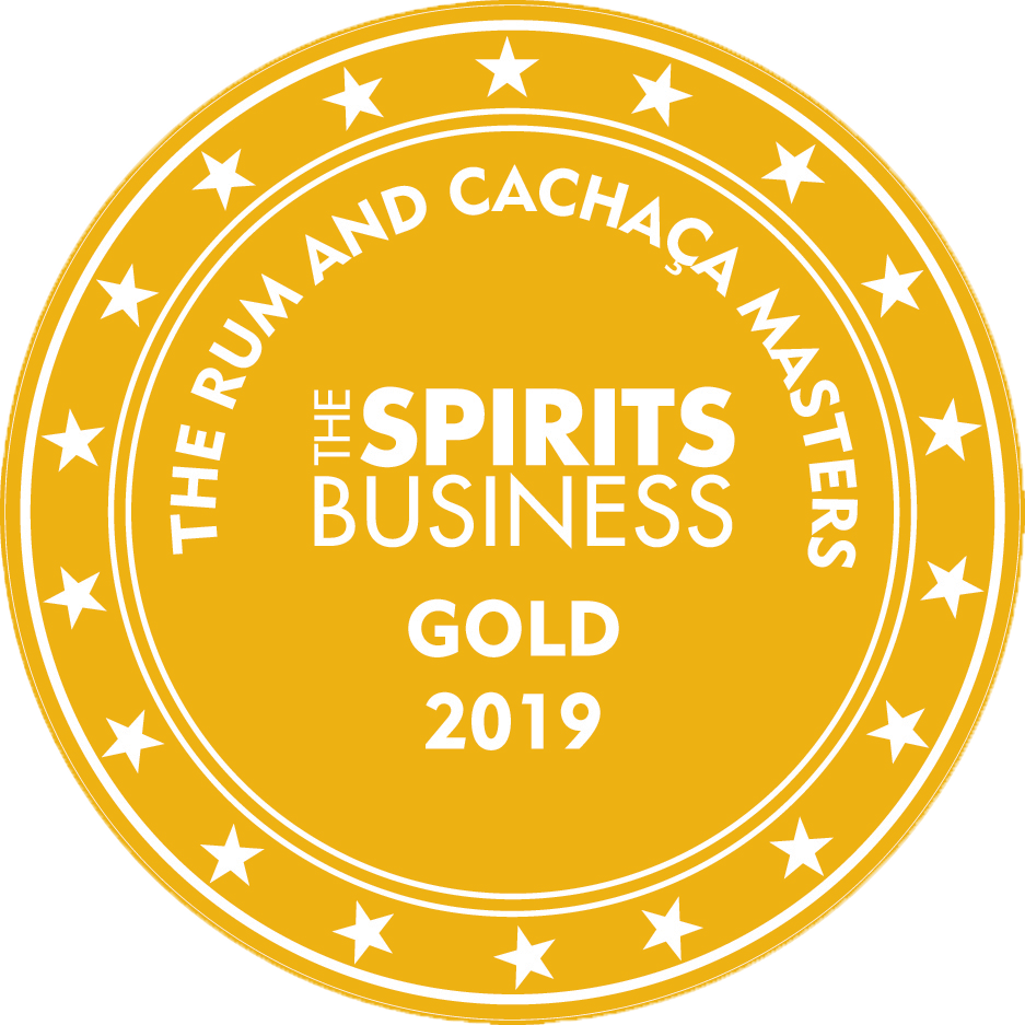 Stiggins' Fancy : The Rum and Cachaça Masters 2019, Gold Medal, UK