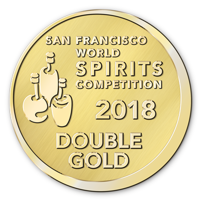 Original Dark : San Francisco World Spirits Competition 2018, Double Gold Medal, USA