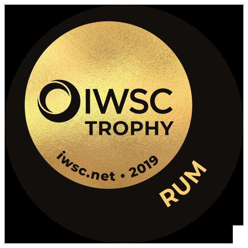 Peru 2004 : IWSC 2019, Gold Oustanding, Rum Category Winner, UK