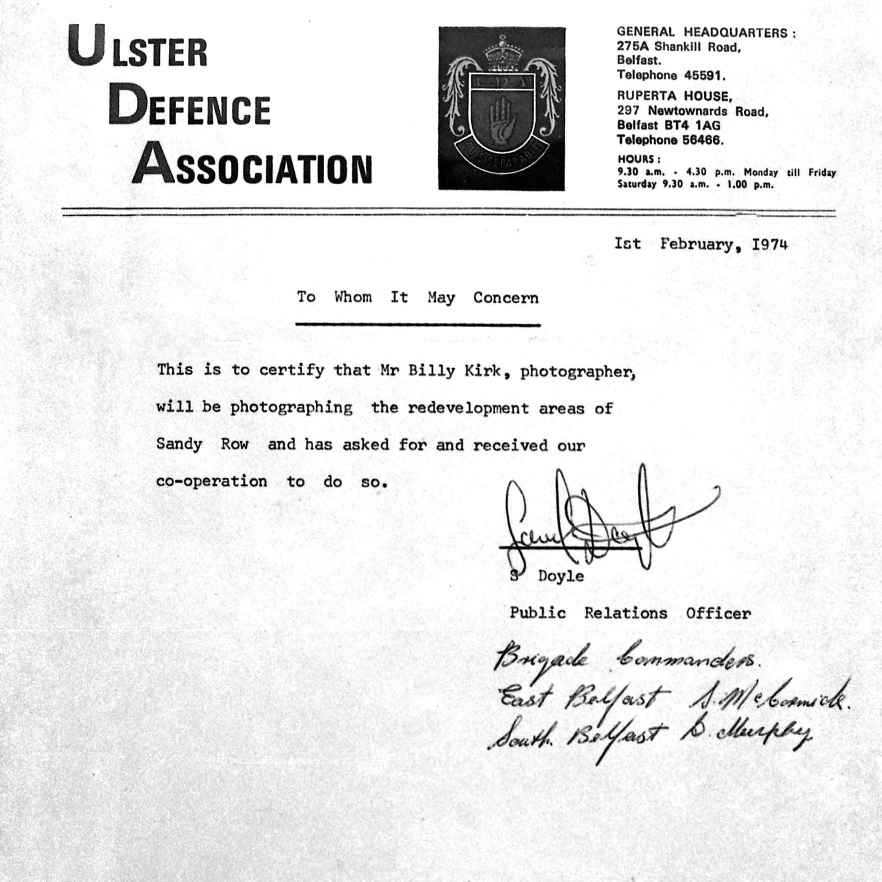 Bill Kirk UDA letter.jpg