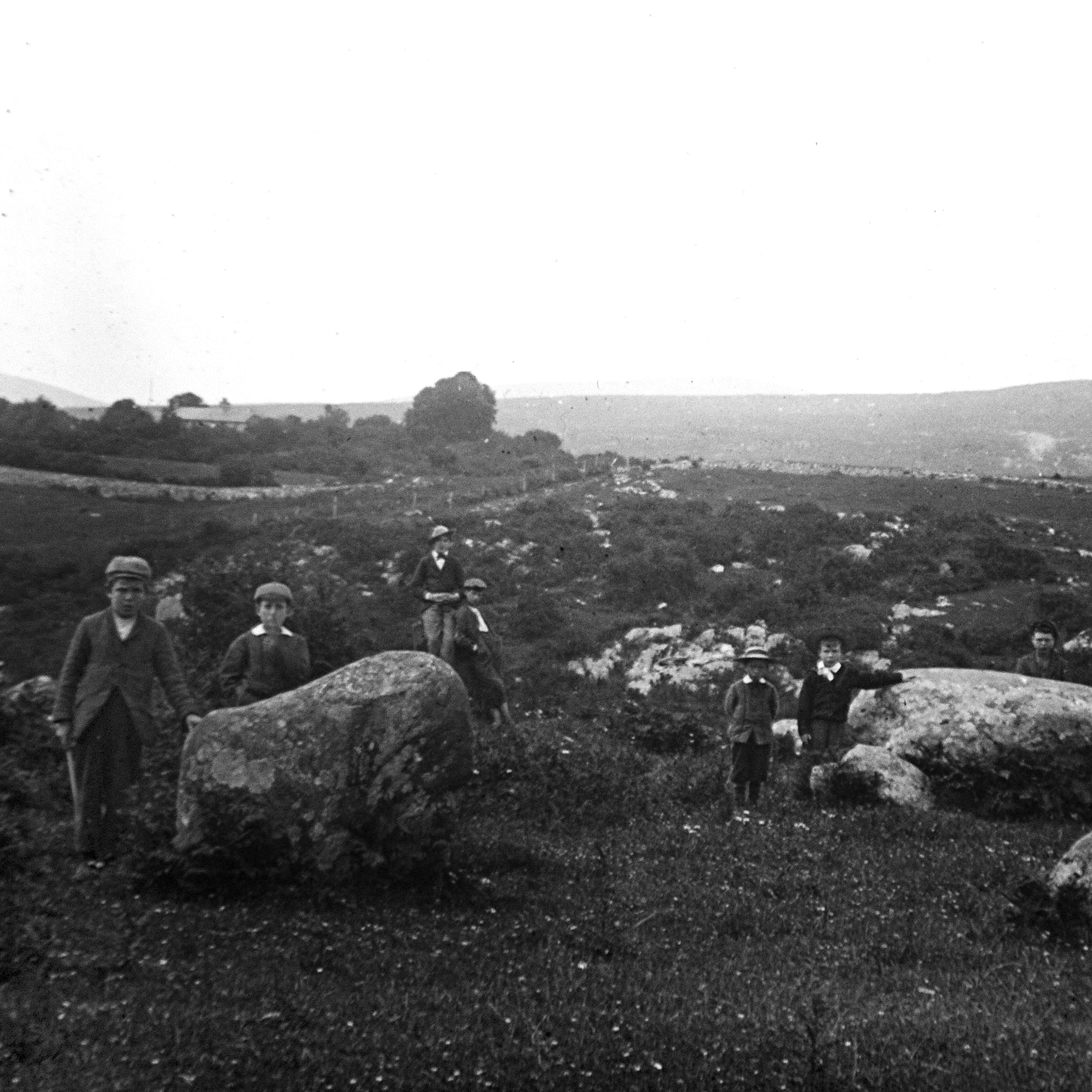 JSHP-Cromlech stone circle, Kenmare, Co.Kerry..JPG