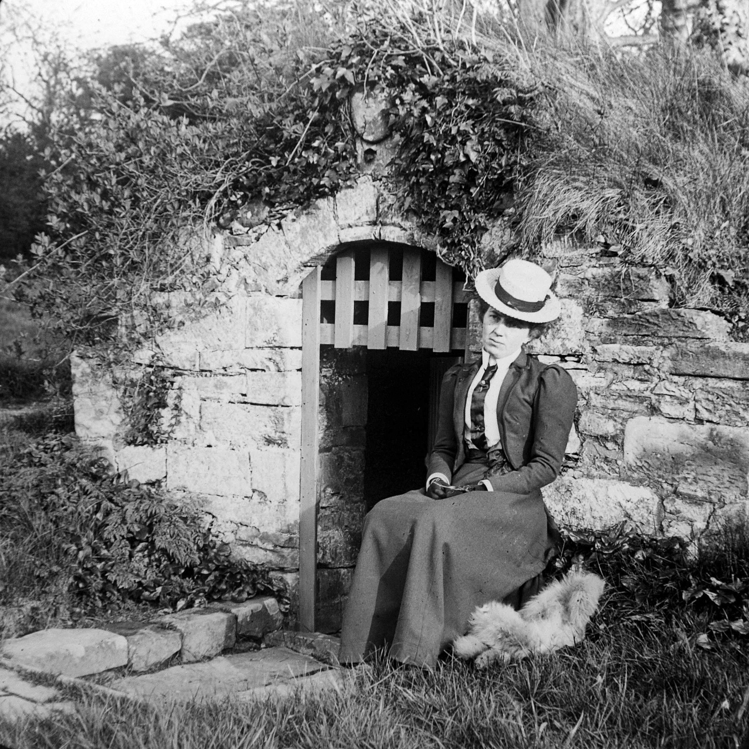 RJW-'Holy Well at Greyabbey'..JPG