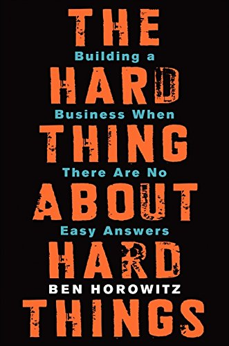By Ben Horowitz