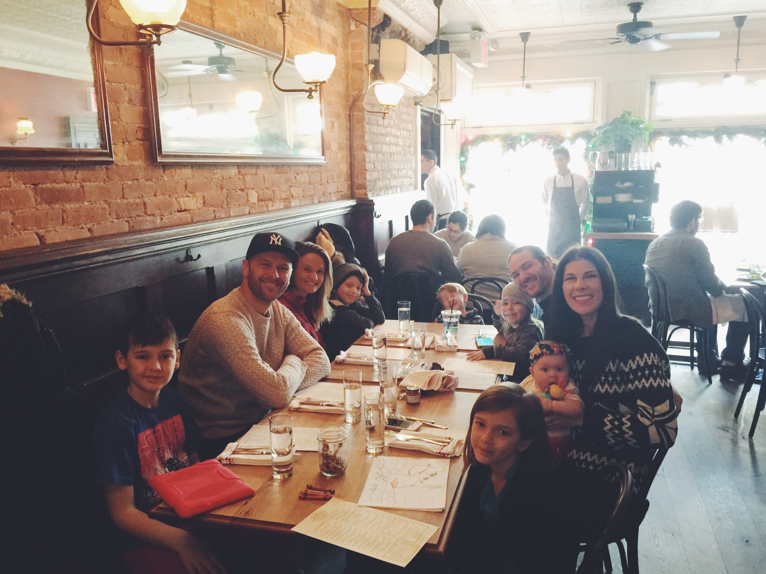 Brunch with the Giffords