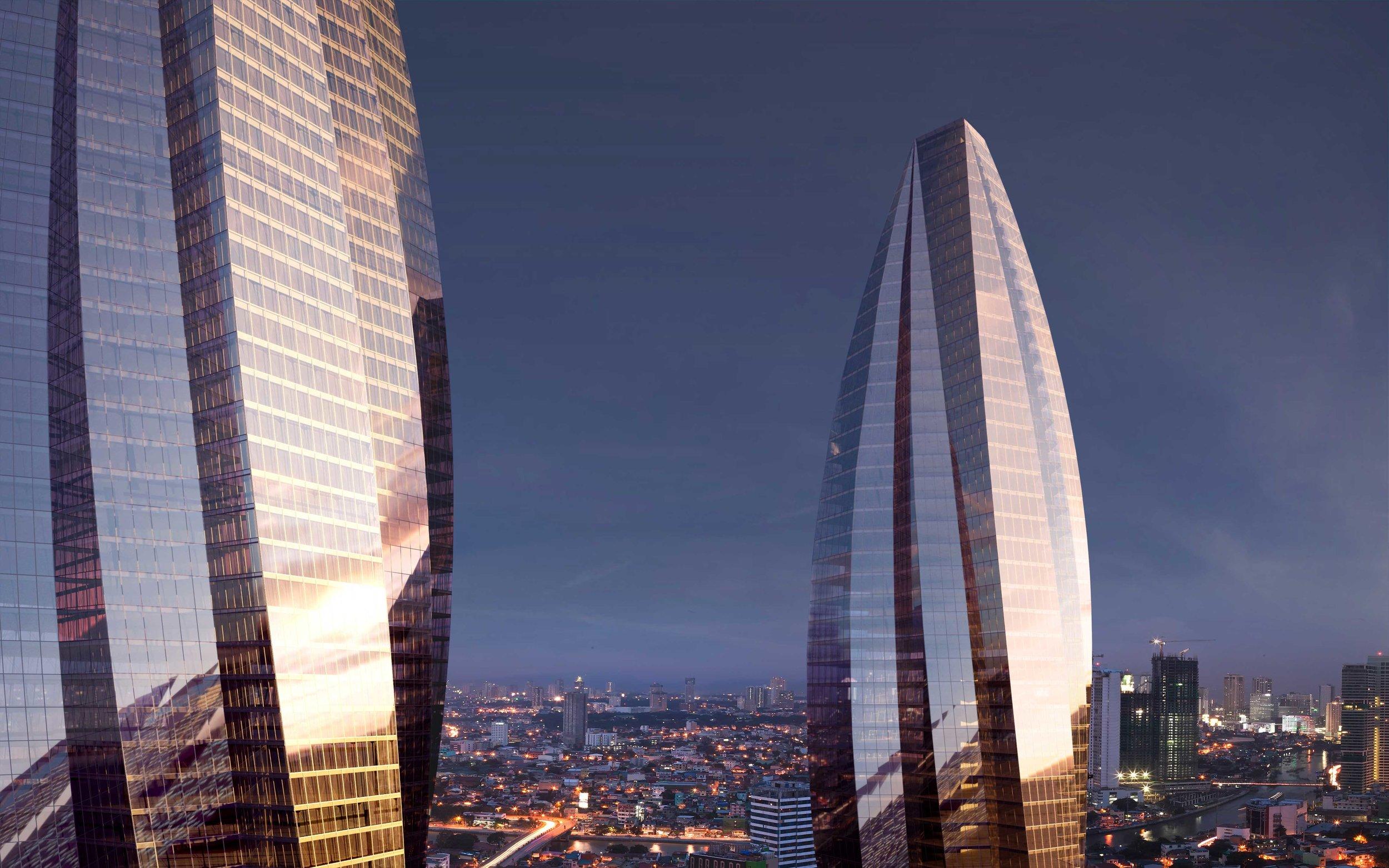 Energy City - Andre Kikoski Architects