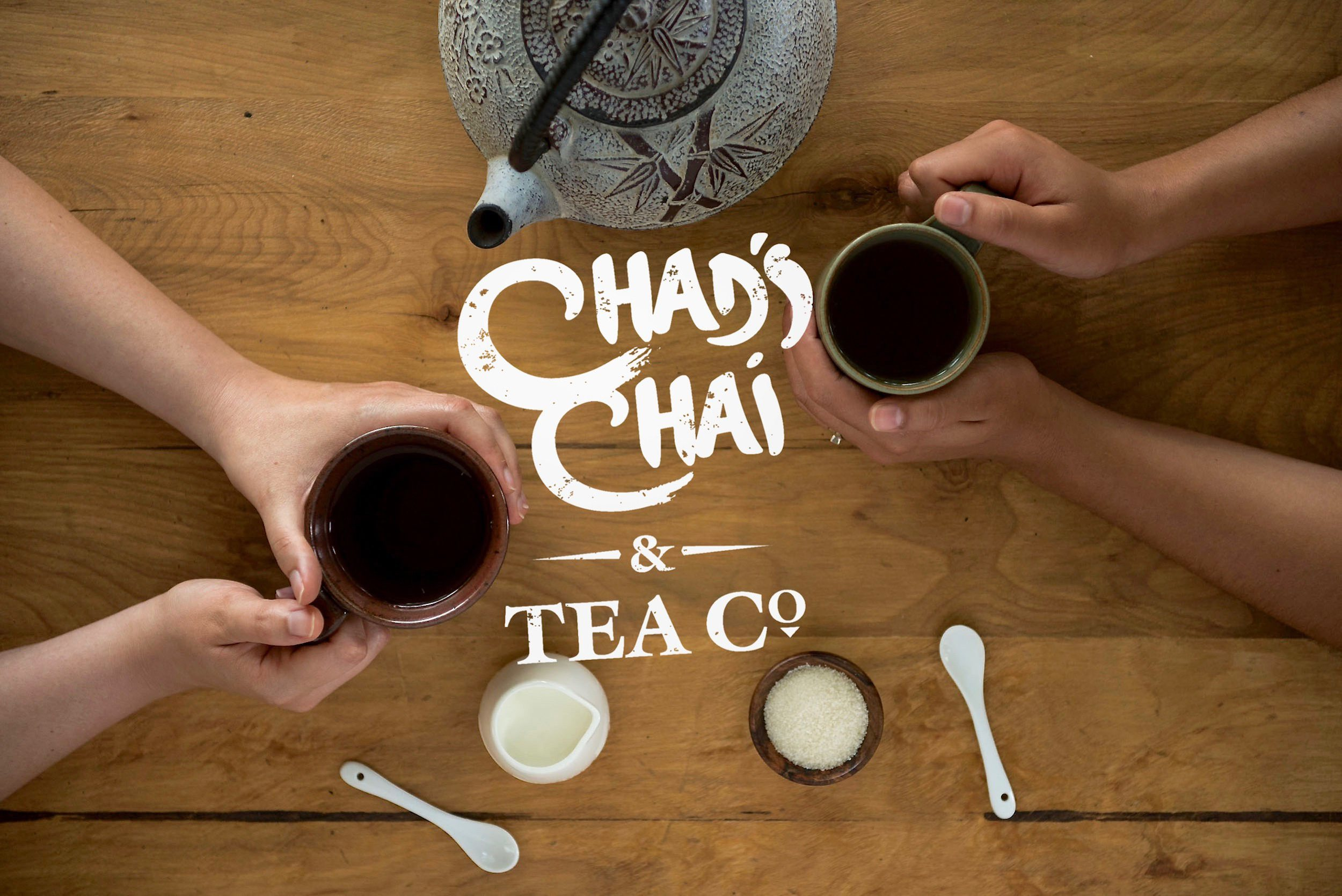 Sharing Tea with Friends