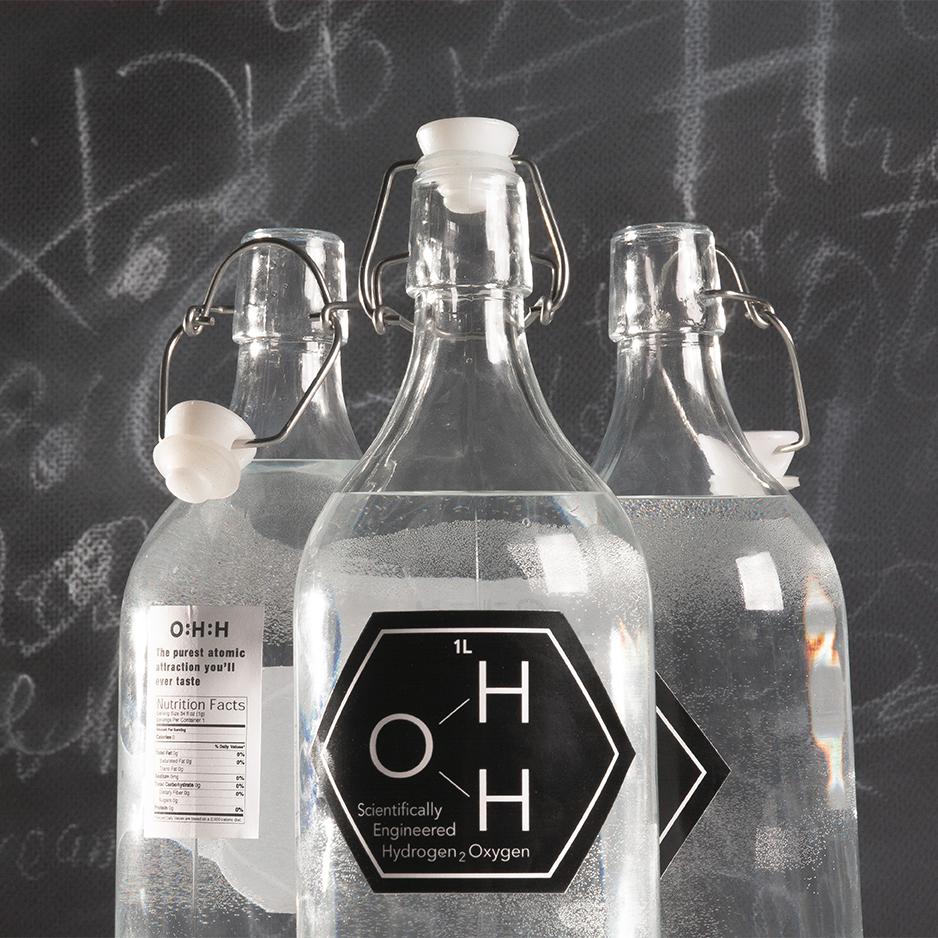 O:H:H WATER