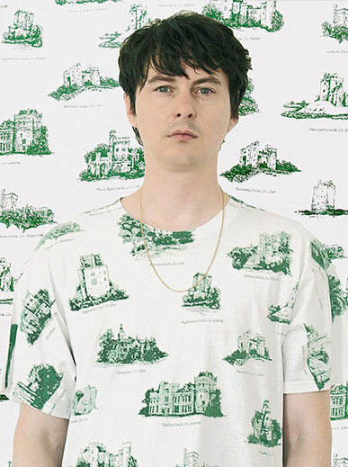 Noah Lennox of Panda Bear
