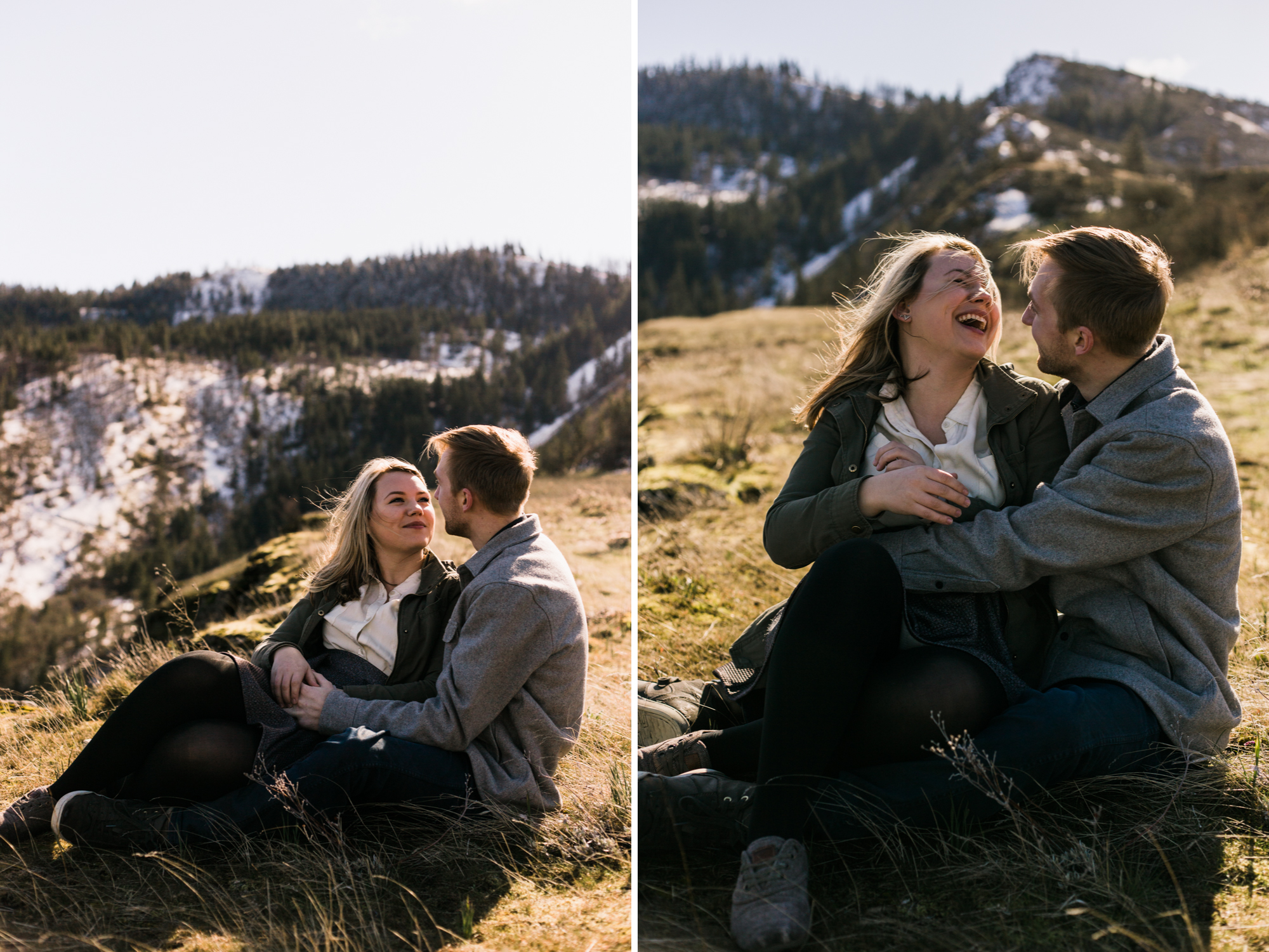 Giggly Rowena Crest Lifestyle Session