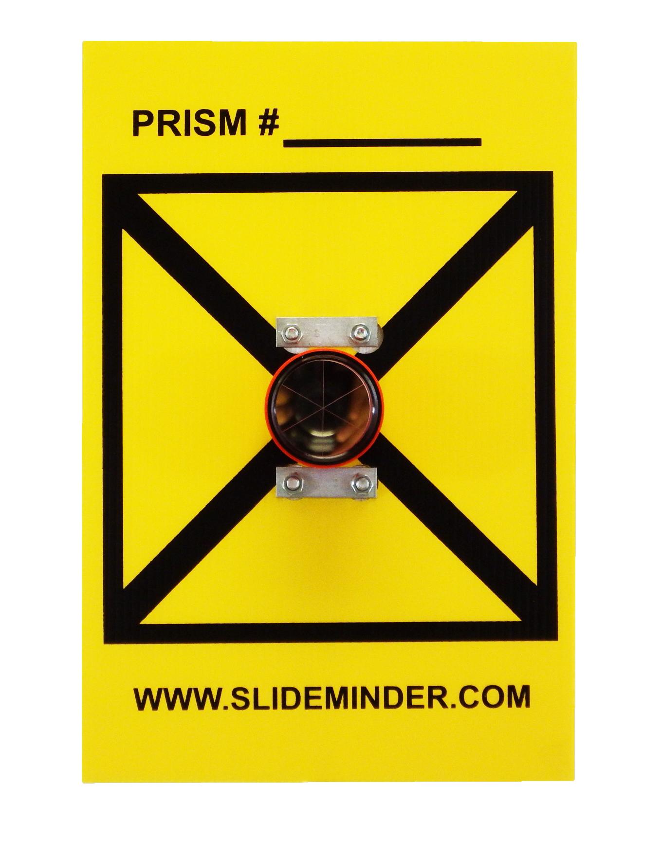 Clear Nitrogen Filled Survey Prism Set