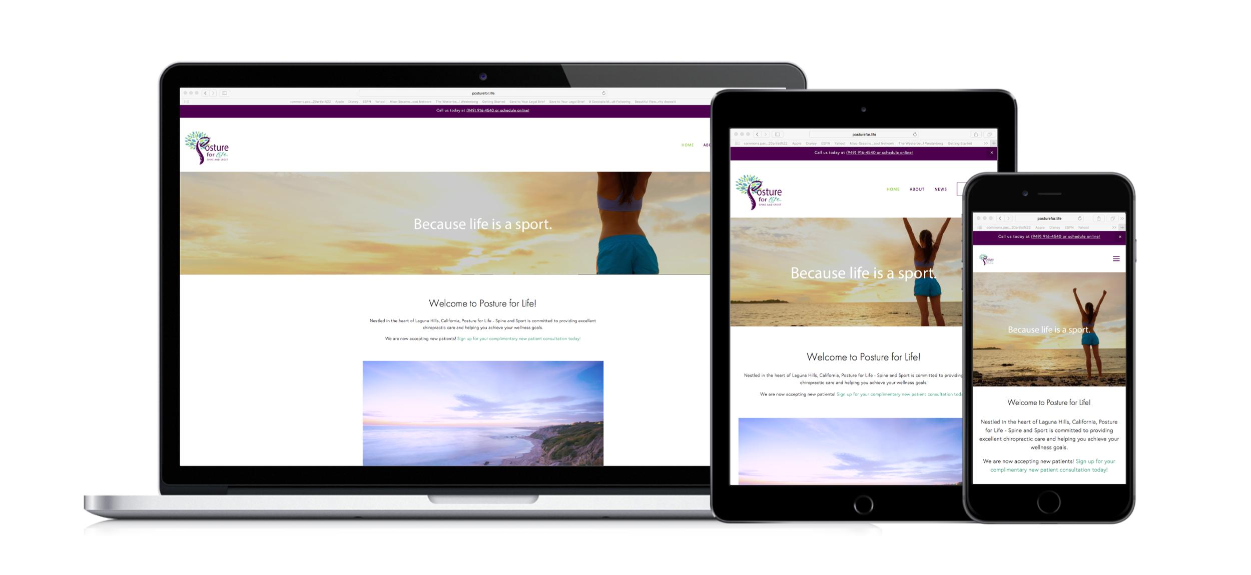 Website | After