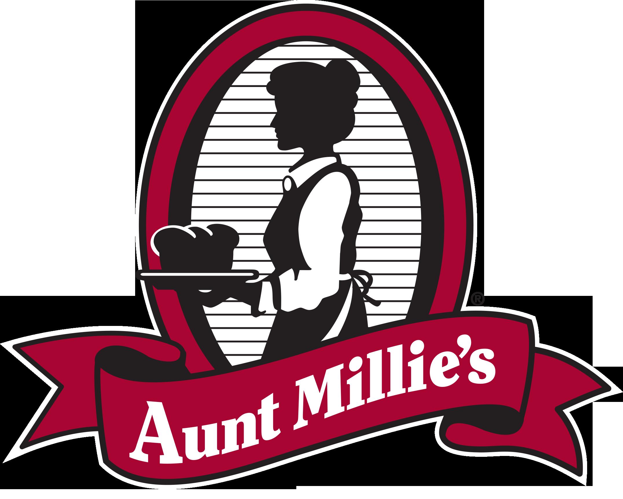 Aunt Millie's flat logo.png