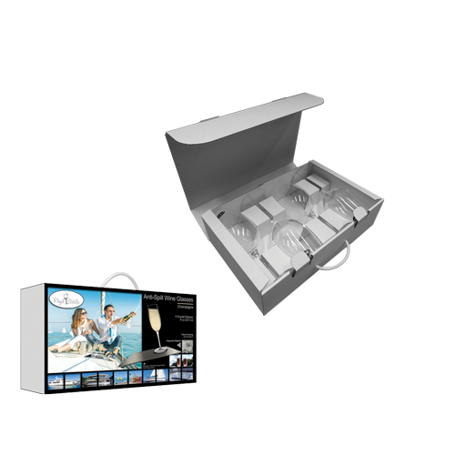 Easy to carry with the included Convenient Carrying Case