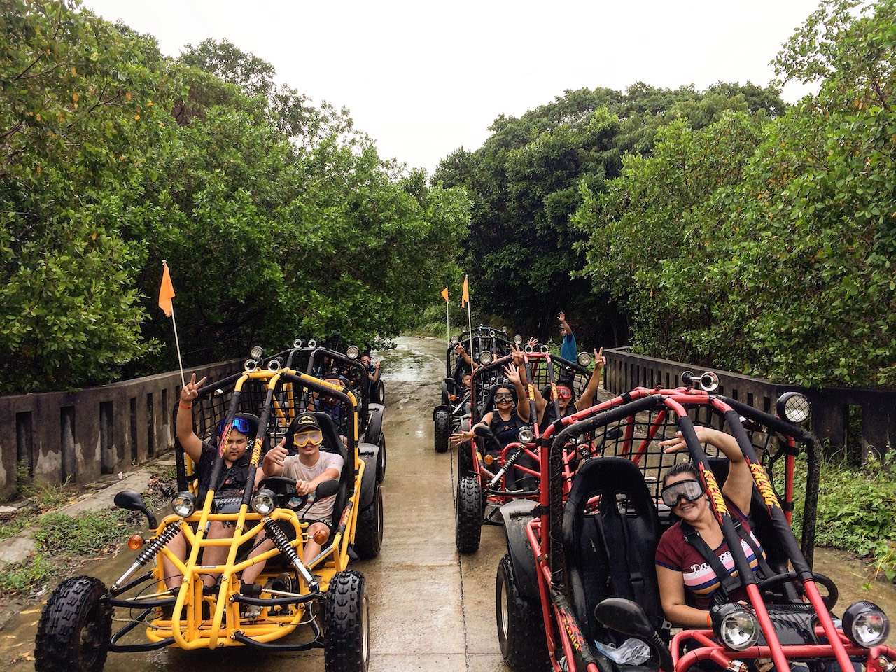 Roatan-Buggy-Tours