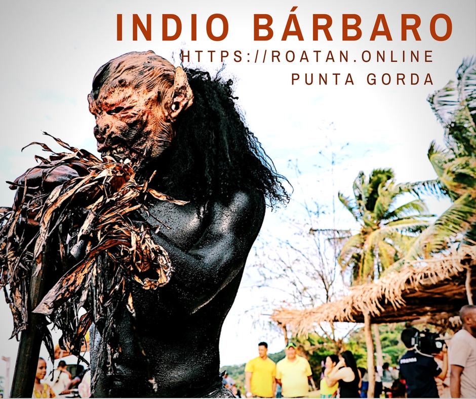 Indio Barbaro Garifuna