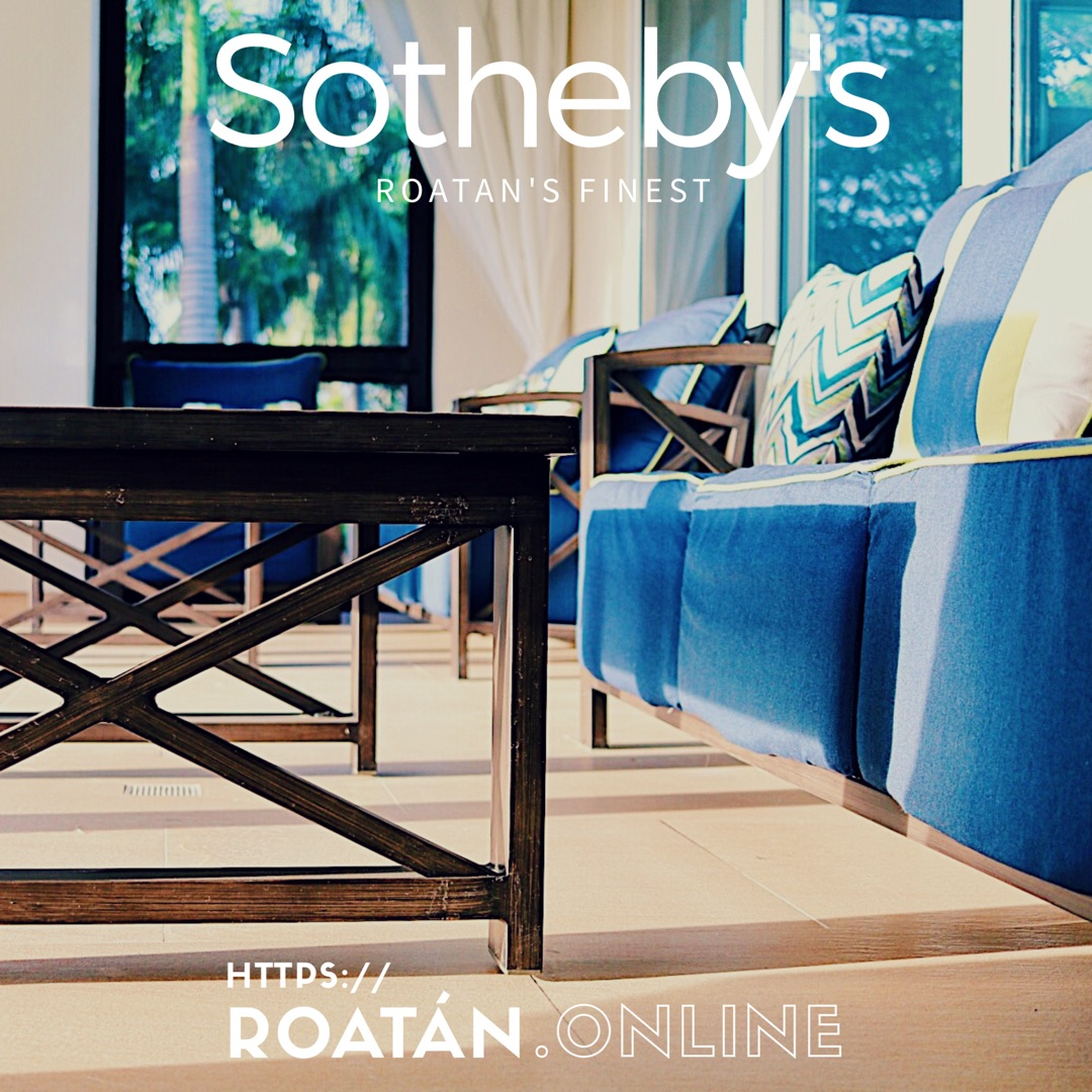 Sotheby's Roatan Table