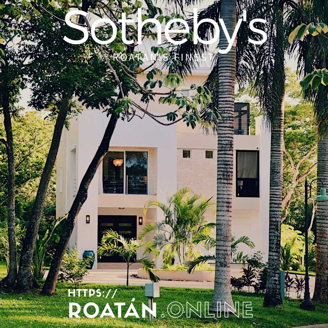 Sotheby's Homes for Sale in Roatan