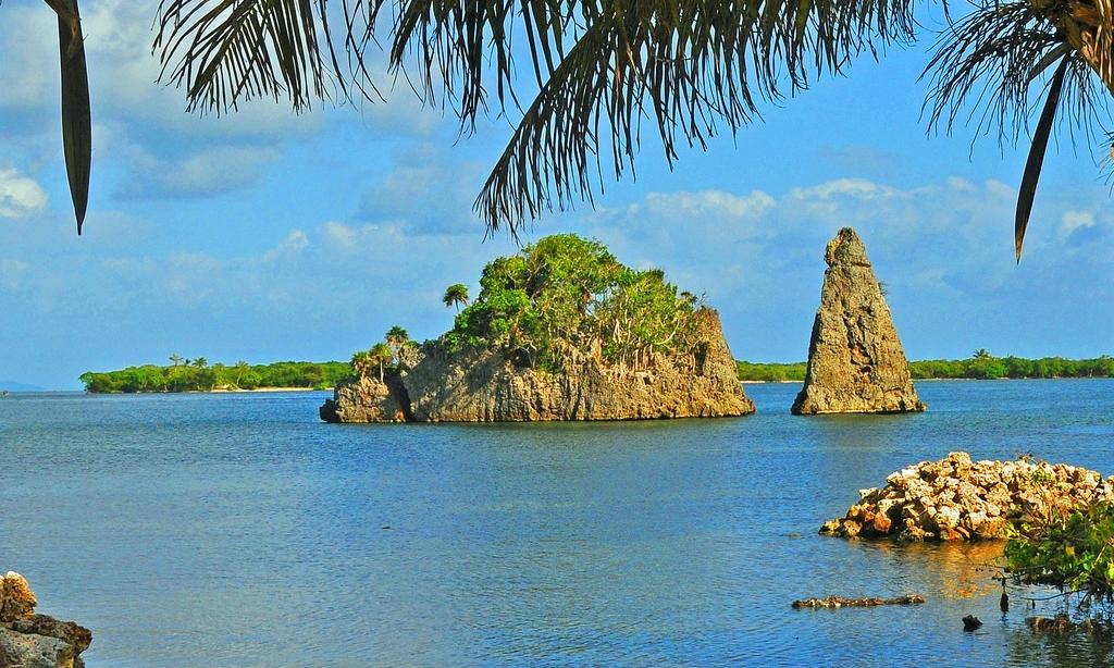 Helene Island, Honduras