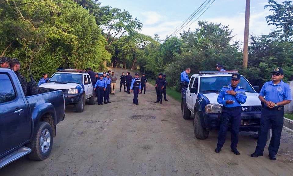 Roatan Police Department