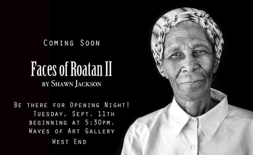 Faces of Roatan II