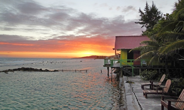 The Reef House in Roatan