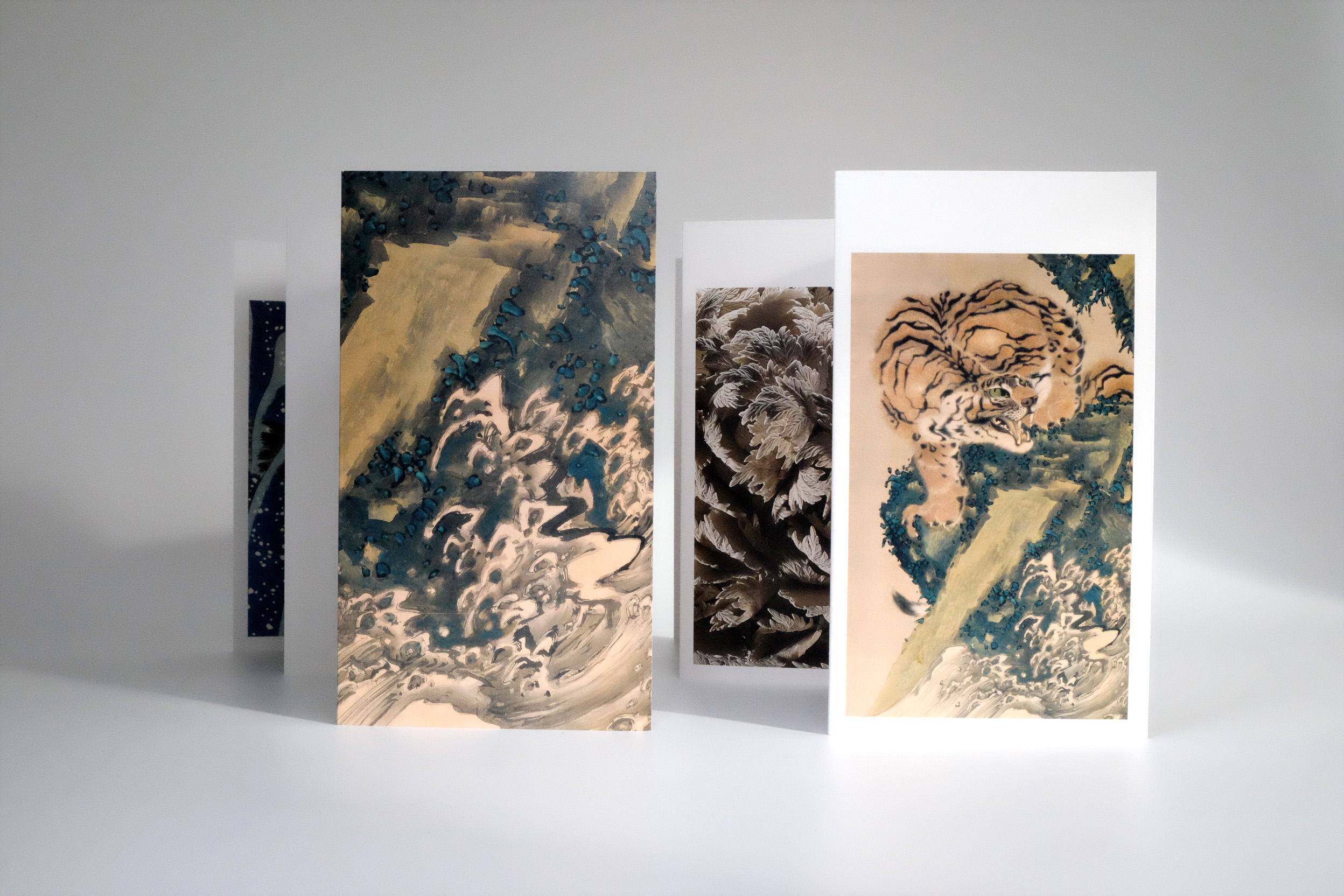 Japanese Galleries invitations
