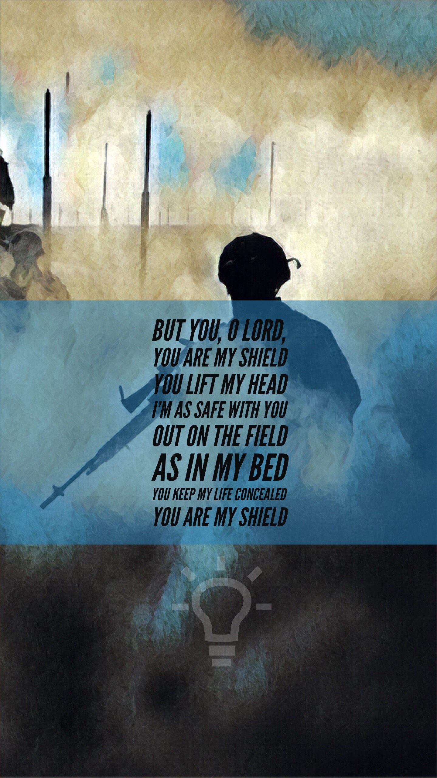 Psalm 3, You Are My Shield