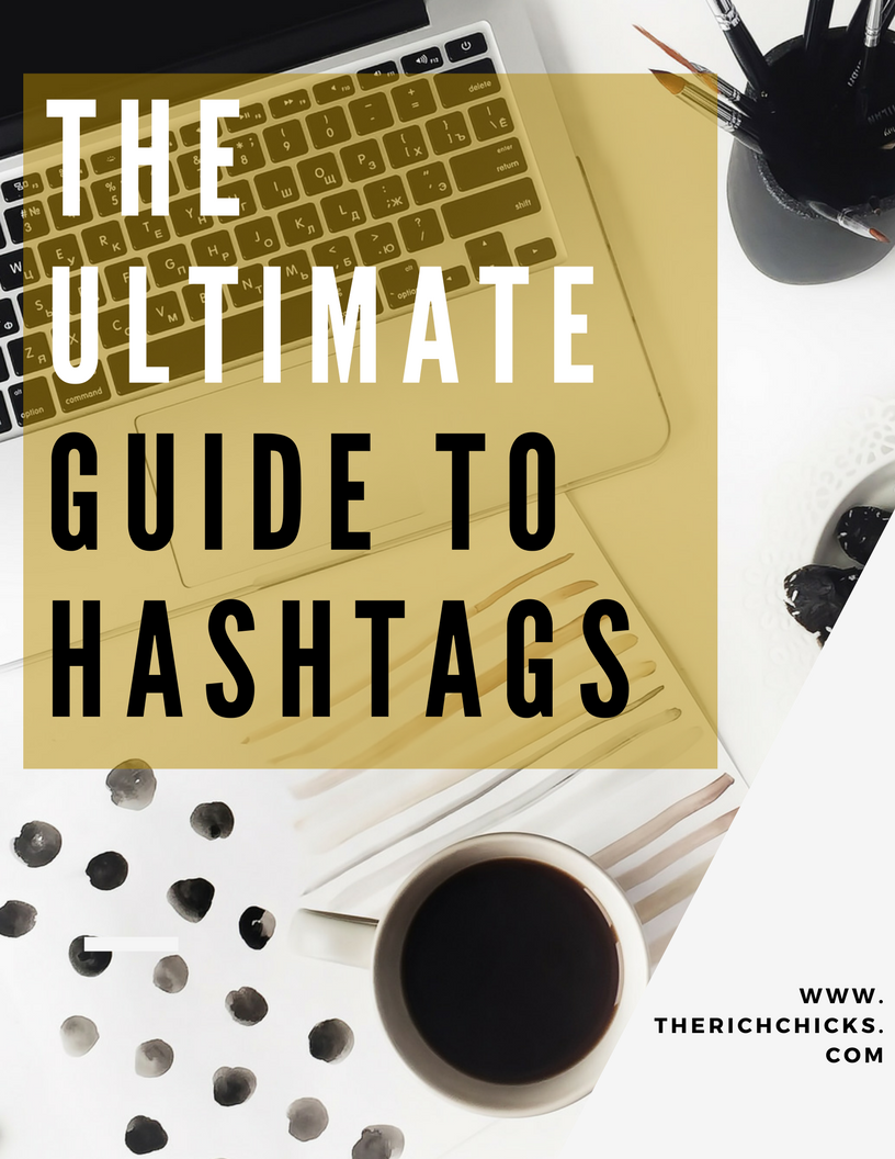 Get the Ultimate Guide to Hashtags!